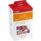 Selphy High-Capacity Postcard Size Ink and Paper Pack RP-108 from Camera Pro