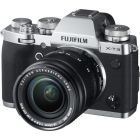 Fujifilm X-T3 Silver with XF 18-55mm f/2.8-4 lens from Camera Pro