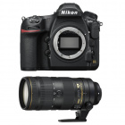 Nikon D850 Camera Kit with AF-S 70-200mm f/2.8E FL ED VR lens from Camera Pro