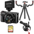 Canon G7X Mark II Video Kit from Camera Pro