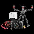 Canon G7X Mark II Video Kit from Camera Pro