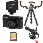 Canon G7X Mark III Video Kit from Camera Pro