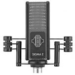 Sontronics Sigma 2 Phantom-Powered Ribbon Microphone from Camera Pro