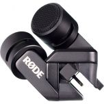 Rode i-XY Stereo Microphone Via Lightning Port from Camera Pro