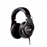 Shure SRH840 SRH Professional Monitoring Headphones - Critical Listening And Studio Monitoring from Camera Pro