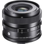 Sigma 24mm f/3.5 DG DN Contemporary Lens Sony E-Mount from Camera Pro