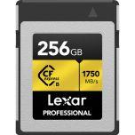 Lexar CF Express Type B Card Silver 256GB from Camera Pro