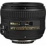 Nikon AF-S NIKKOR 50mm f/1.4G Lens from Camera Pro
