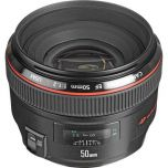 Canon 50mm f1.2L USM Prime Lens from Camera Pro
