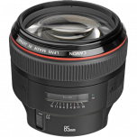 Canon EF 85mm f/1.2L II USM Lens from Camera Pro