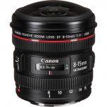 Canon EF 8-15mm f4.L Fisheye USM Lens | CameraPro Australia from Camera Pro
