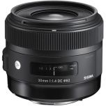 Sigma 30mm f/1.4 DC HSM Art Lens for Nikon Mount from Camera Pro