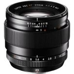 Fujifilm XF 23mm f/1.4 R Lens from Camera Pro