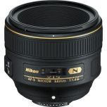 Nikon AF-S NIKKOR 58mm f/1.4G Lens from Camera Pro