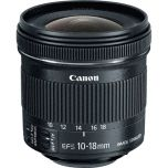 Canon 10-18mm f/4.5-5.6 IS STM Lens from Camera Pro