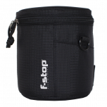 F-Stop Dakota Series Medium Lens Case Black from Camera Pro