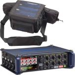 Zoom F8 Field Recorder + PCF-8 Carry Case from Camera Pro
