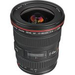 Canon EF 17-40mm f/4L USM Lens from Camera Pro