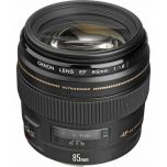 Canon EF 85mm f/1.8 USM Lens from Camera Pro