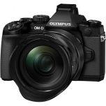 Olympus OM-D E-M1 Mark II Digital Camera with M.Zuiko 12-40mm f/2.8 Pro Lens from Camera Pro