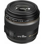 Canon EF-S 60mm f/2.8 Macro USM Lens from Camera Pro