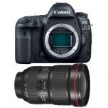 Canon EOS 5D Mark IV Camera with EF 16-35mm f/2.8L III USM Lens from Camera Pro