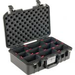 Pelican Case 1485 Air Black with TrekPak Dividers System Hard Case from Camera Pro