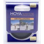 Hoya 62mm Circular Polarising Filter from Camera Pro