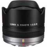 Panasonic Lumix G 8mm f/3.5 Fisheye Lens from Camera Pro