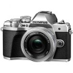 Olympus OM-D E-M10 Mark III Silver with 14-42mm EZ Kit from Camera Pro