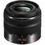 Panasonic Lumix G Vario 14-42mm f/3.5-5.6 II ASP Black Lens from Camera Pro
