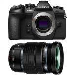 Olympus OM-D E-M1 Mark II Digital Camera with M.Zuiko 12-100mm f/4 Pro Lens from Camera Pro