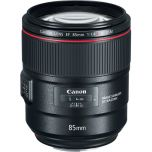 Canon EF 85mm f1.4L IS USM Prime Telephoto Lens from Camera Pro
