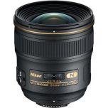 Ex-Display Nikon AF-S NIKKOR 24mm f/1.4G ED Lens from Camera Pro