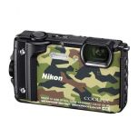 Nikon CoolPix W300 Tough Digital Camera Camouflage from Camera Pro