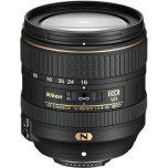 Nikon Nikkor AF-S DX 16-80mm f/2.8-4E ED VR Lens from Camera Pro