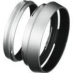 Fujifilm LH-X100 (Silver) Lens Hood Adaptor Ring Kit from Camera Pro