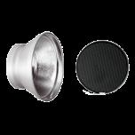 Elinchrom Reflector 18cm With 30 deg Grid from Camera Pro