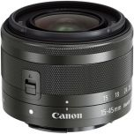 Canon EF-M 15-45mm f3.5-6.3 Lens from Camera Pro