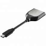 SanDisk Extreme PRO SD UHS-II USB Type-C Card Reader/ Writer from Camera Pro