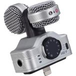 Zoom iQ7 MS Professional Microphone from Camera Pro