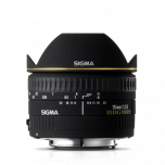 Sigma 15mm f/2.8 EX DG Diagonal Fisheye for Nikon Mount from Camera Pro