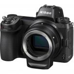 Nikon Z6 Mirrorless Camera with Mount Adapter FTZ from Camera Pro