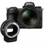 Nikon Z7 Mirrorless Camera with NIKKOR Z 24-70mm f/4 S and FTZ Mount Adapter from Camera Pro