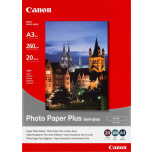 Canon SG201A3 20 Sheets, 260 gsm Semi Gloss Photo Paper from Camera Pro