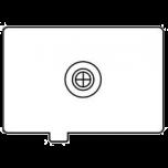 Canon ECL Focusing Screen Ec-L from Camera Pro