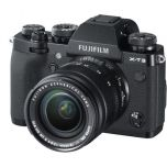Fujifilm X-T3 Black with XF 18-55mm f/2.8-4 Lens from Camera Pro