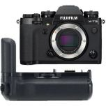 Fujifilm X-T3 Black with VG-XT3 Vertical Grip from Camera Pro