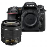 Nikon D7500 with 18-55mm f/3.5-5.6G VR lens from Camera Pro