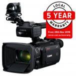 Canon XA50 4K UHD Compact Digital Video Camera from Camera Pro